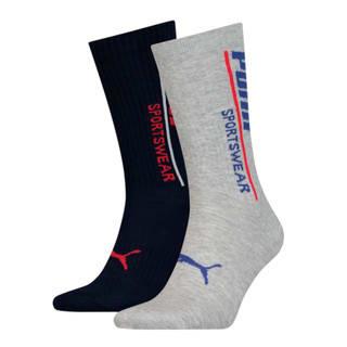 Изображение Puma Носки PUMA Men Logo Sock 2P