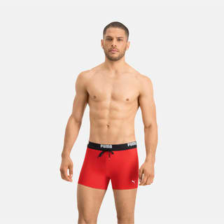 Изображение Puma Плавки PUMA Swim Men Logo Swim Trunks