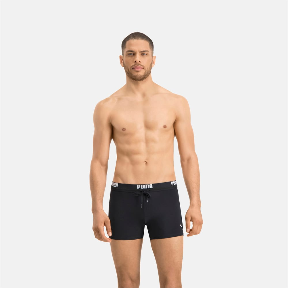 Изображение Puma Плавки PUMA Swim Men Logo Swim Trunks #1