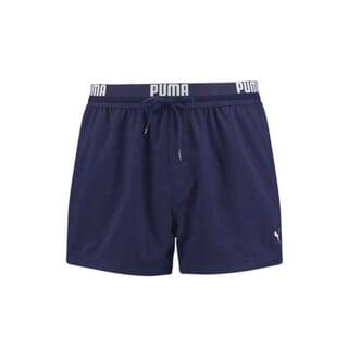 Image Puma Logo Men's Short Length Swimming Shorts