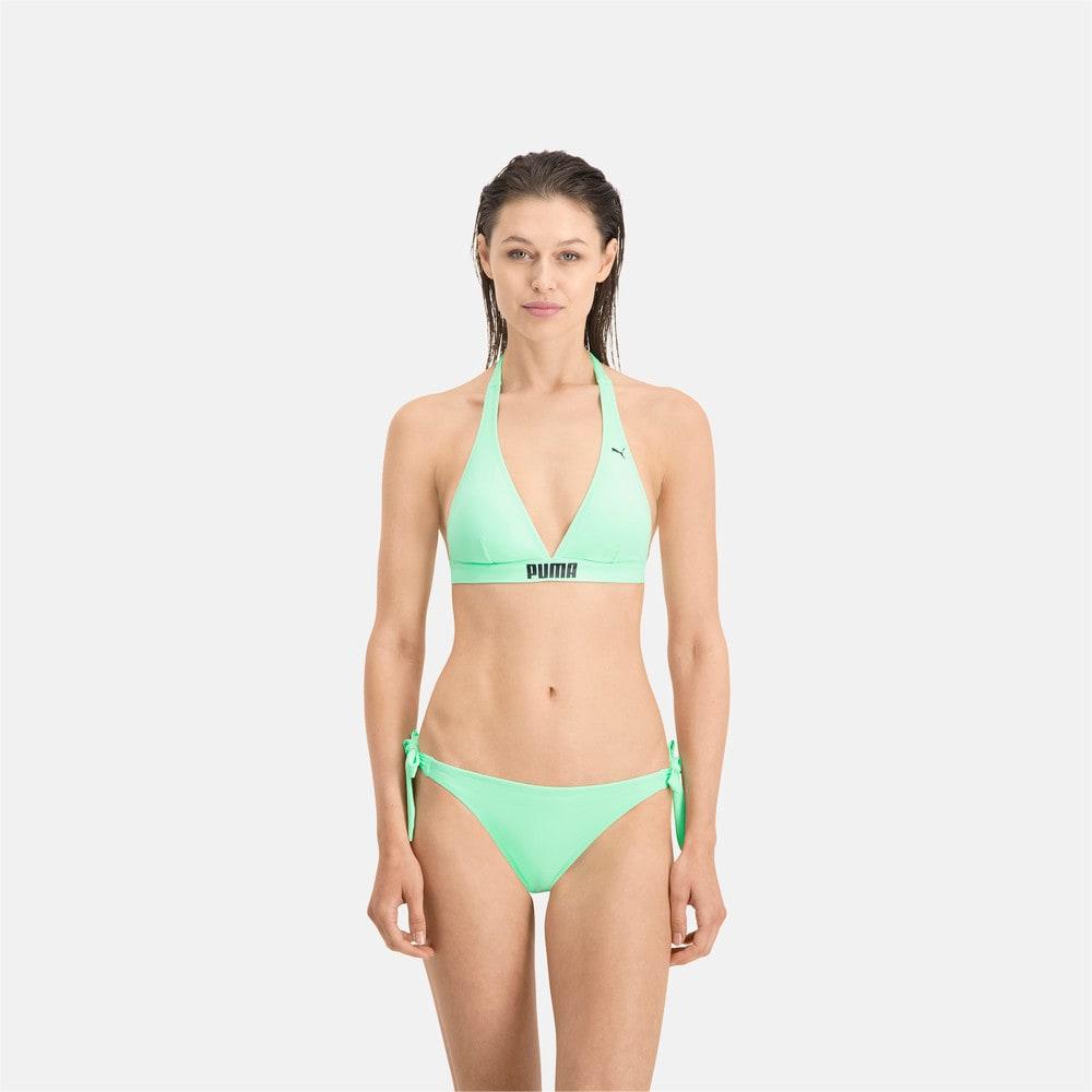 Изображение Puma Лиф для плавания PUMA Swim Women Halter Strap Top #1