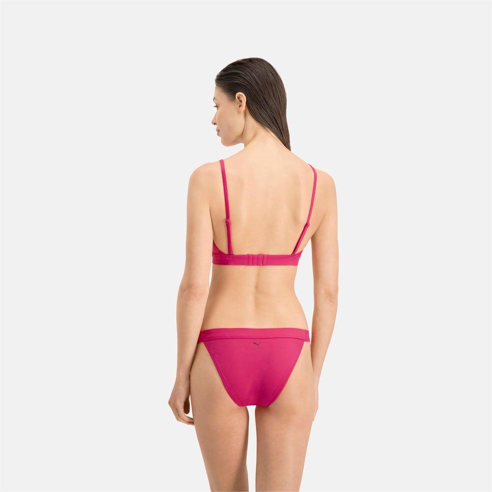 Изображение Puma Лиф для плавания PUMA Swim Women Sporty Bikini Top #2