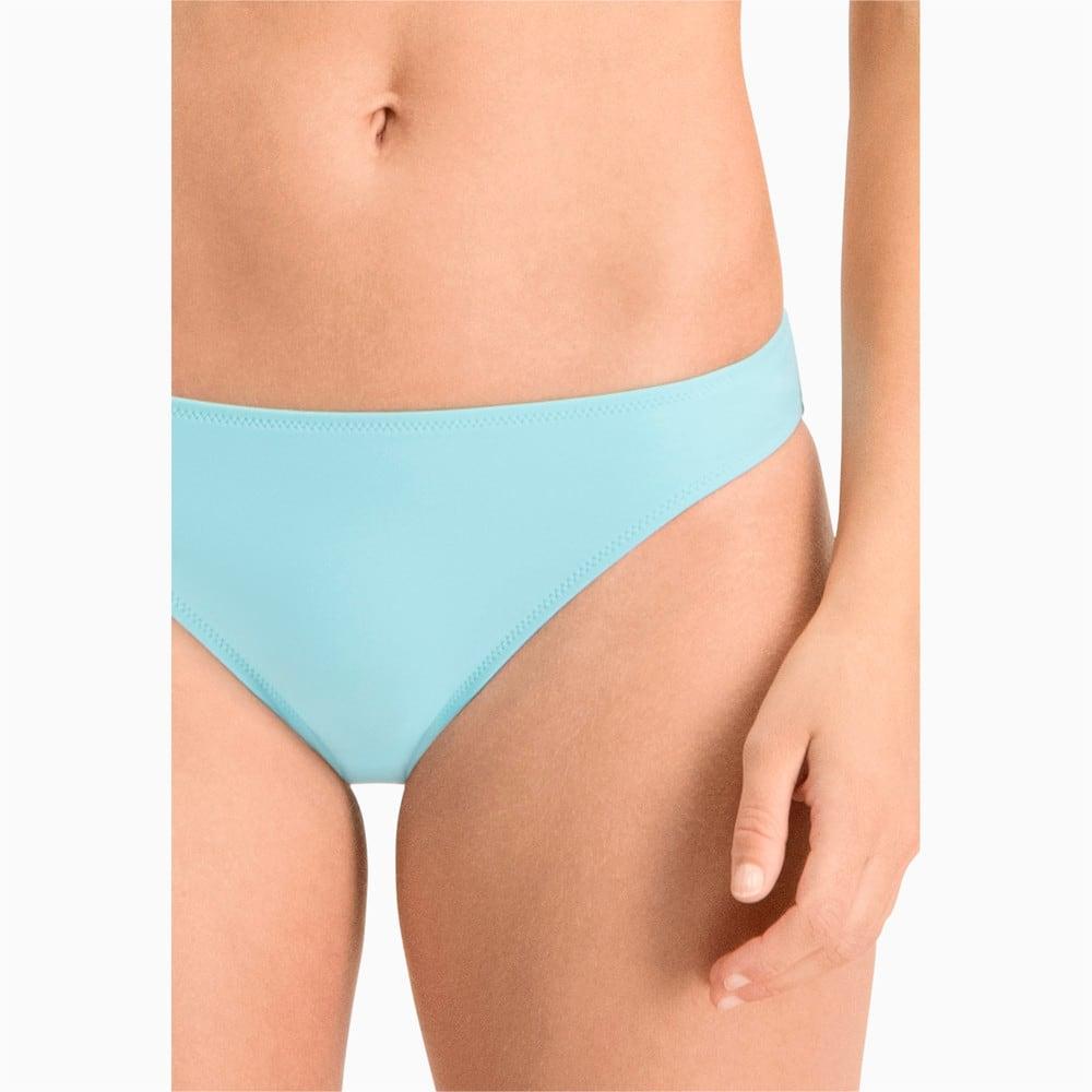 Зображення Puma Плавки PUMA Swim Women Classic Bikini Bottom #1: Angel Blue