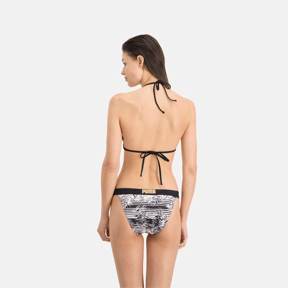 Изображение Puma Плавки PUMA Swim Women Bikini Brief #2: black