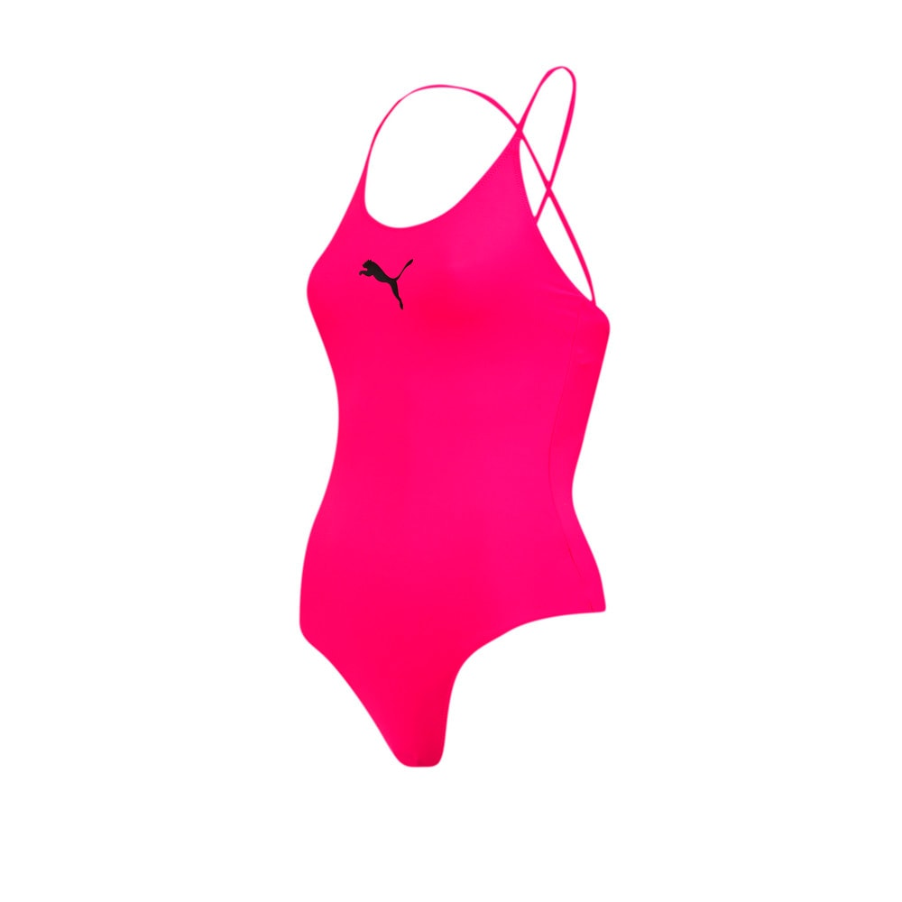 Изображение Puma Купальник PUMA Swim Women Crossback Swimsuit #2