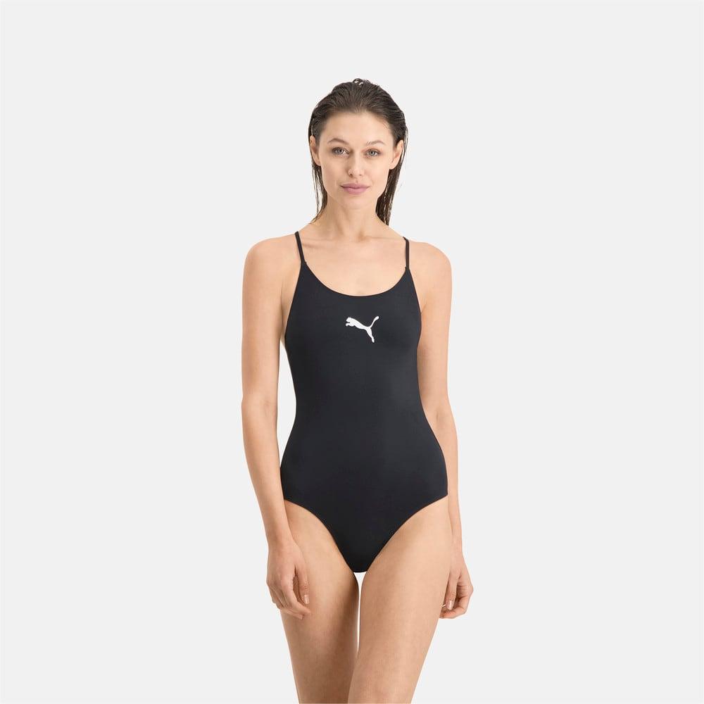 Изображение Puma Купальник PUMA Swim Women Crossback Swimsuit #1