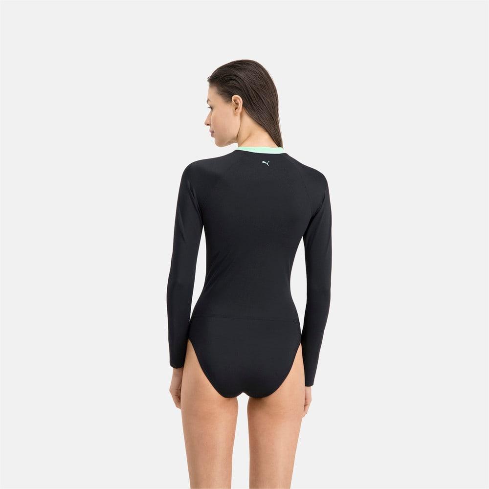 Изображение Puma Купальник PUMA Swim Women Long Sleeve Surf Suit #2