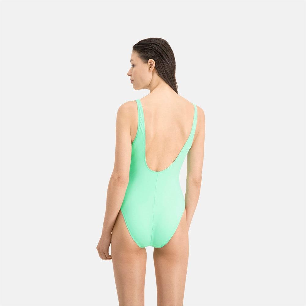 Изображение Puma Купальник PUMA Swim Women Swimsuit 1P #2