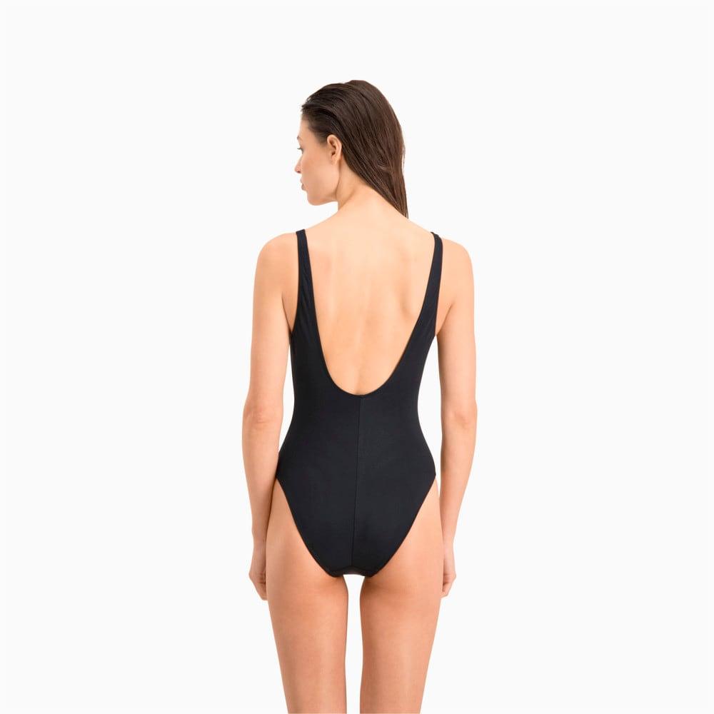 Image Puma PUMA Swim Women's 1 Piece Swimsuit #2