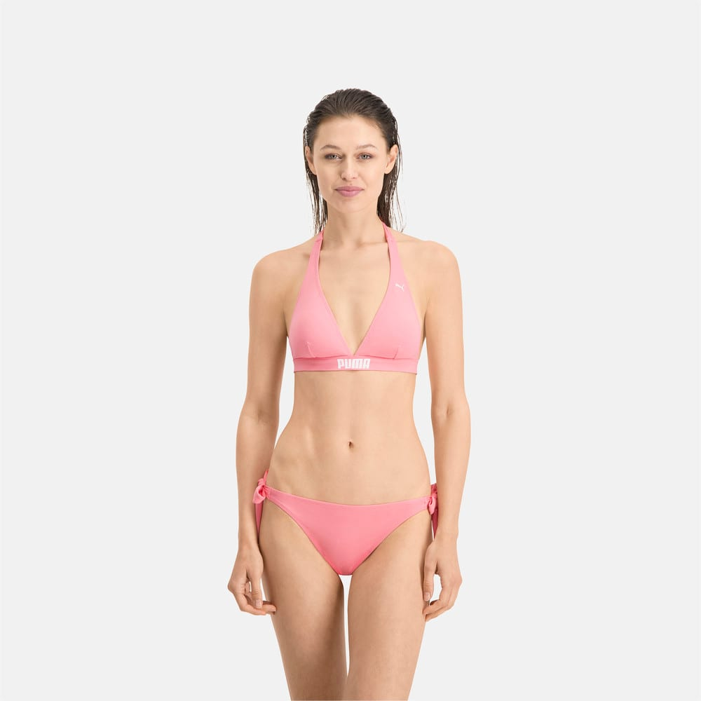 Изображение Puma Плавки PUMA Swim Women Side Strap Bikini Bottom #1