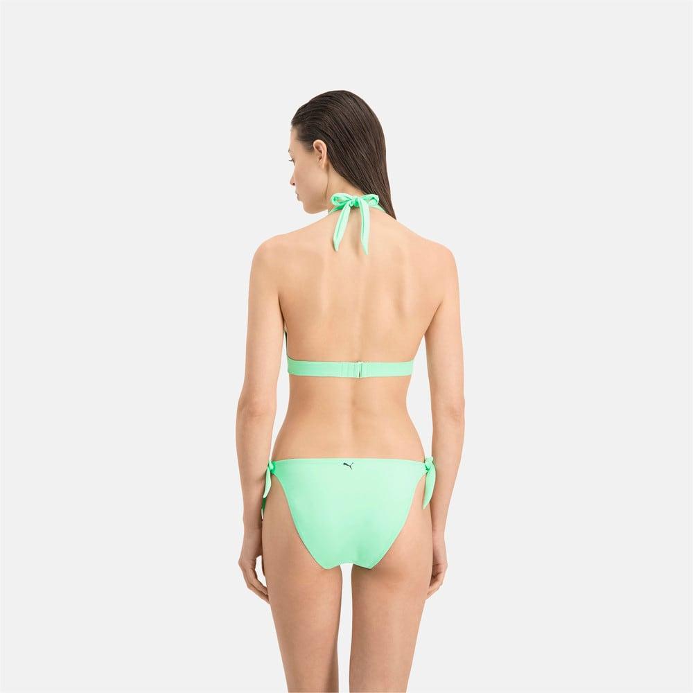 Изображение Puma Плавки PUMA Swim Women Side Strap Bikini Bottom #2
