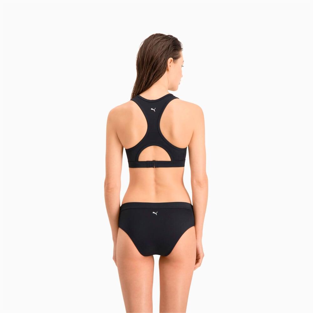 Зображення Puma Ліф для плавання PUMA Swim Women Racerback Swim Top #2
