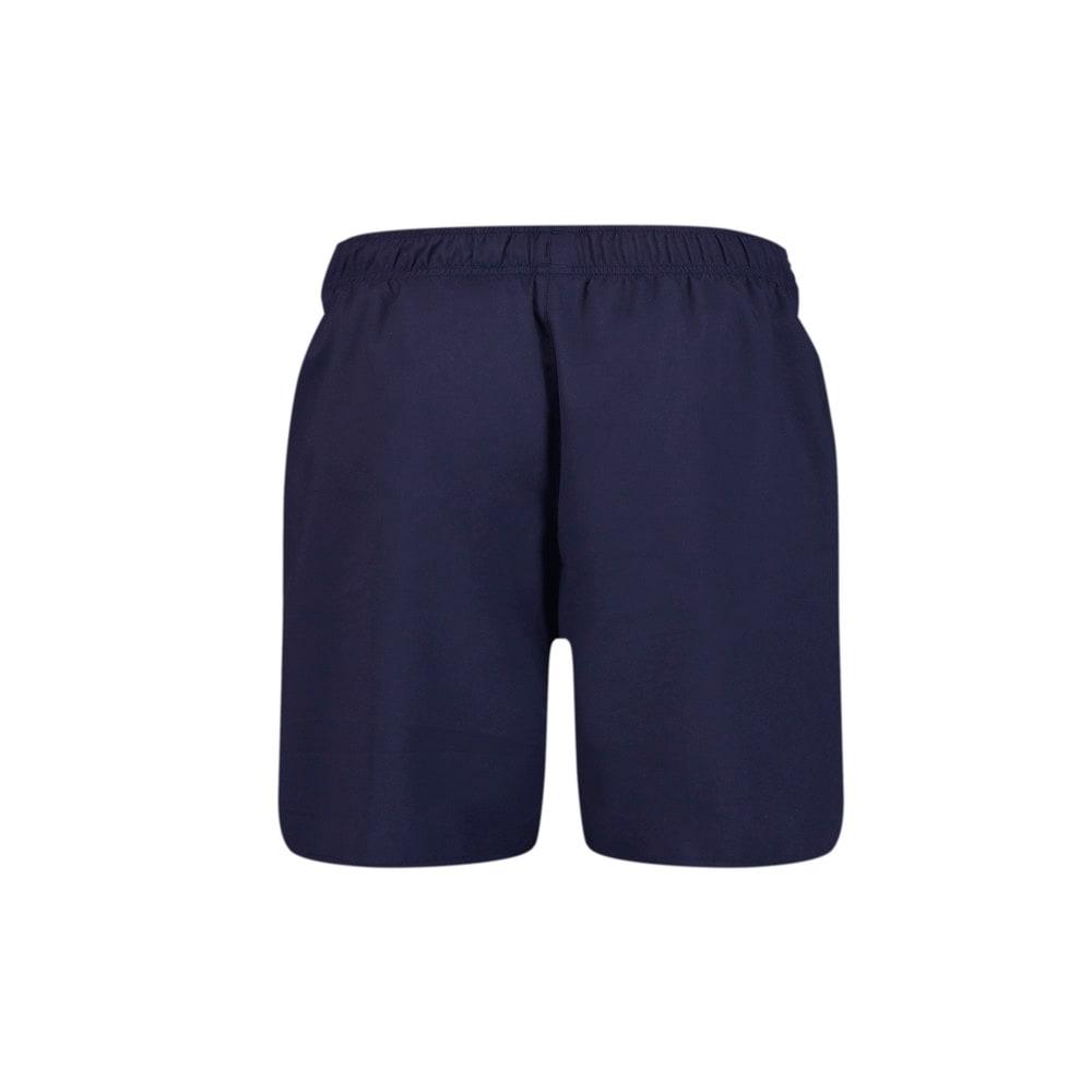 Image Puma PUMA Swim Men's Mid-Length Swim Shorts -  Hidden Drawcord #2