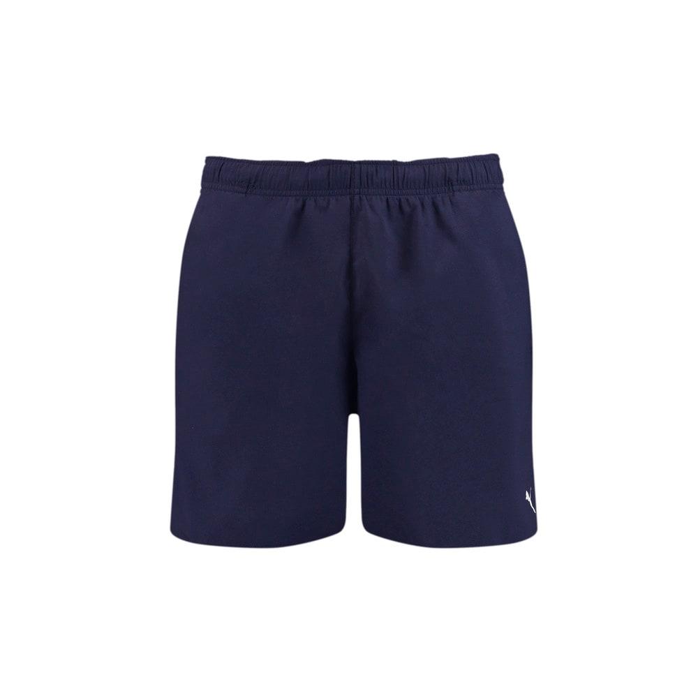 Image Puma PUMA Swim Men's Mid-Length Swim Shorts -  Hidden Drawcord #1