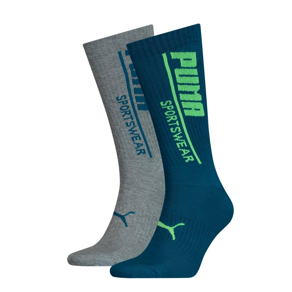 Зображення Puma Шкарпетки Seasonal Sportswear Men's Socks 2 Pack #1
