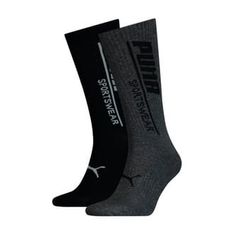 Изображение Puma Носки Seasonal Sportswear Men's Socks 2 Pack