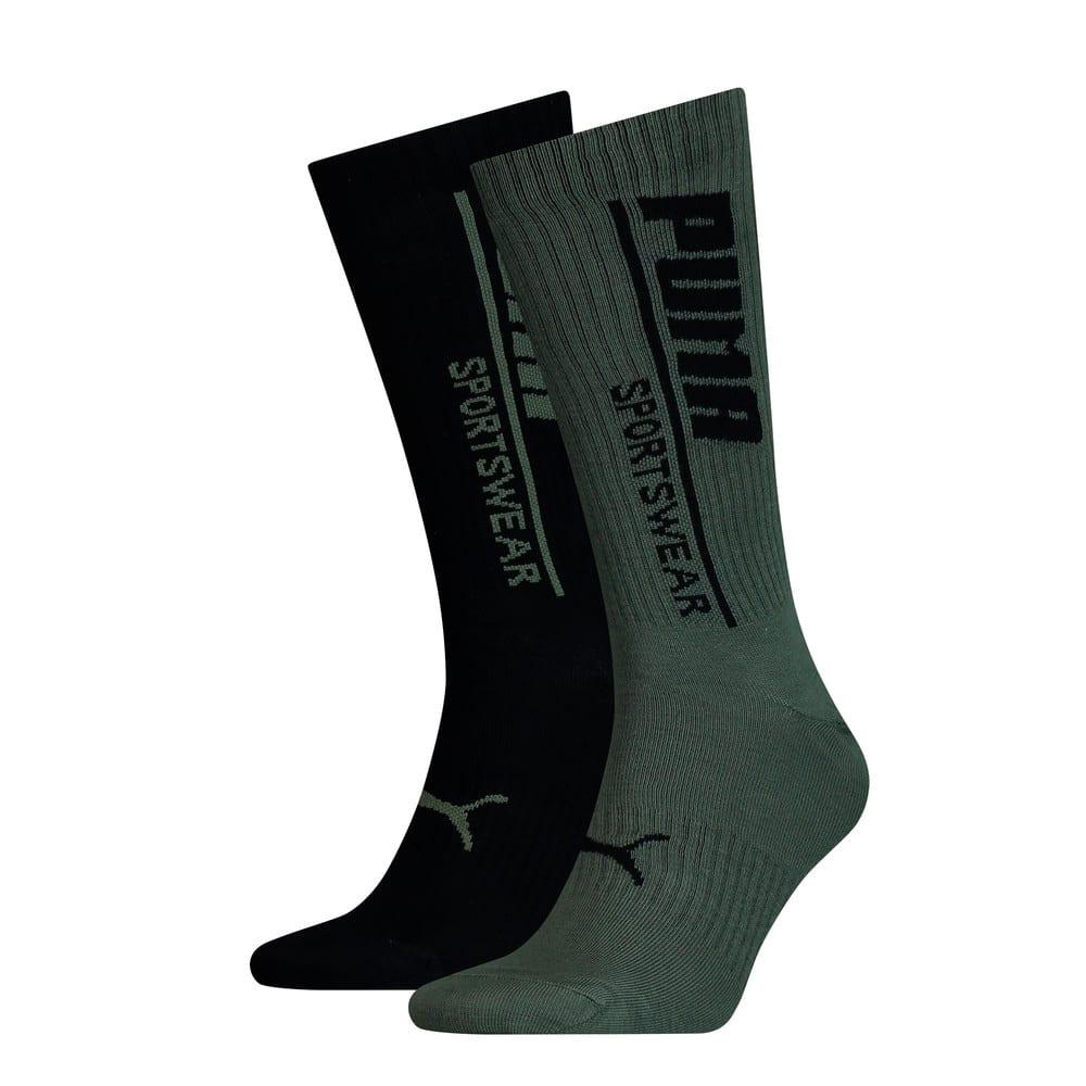 Изображение Puma Носки Seasonal Sportswear Men's Socks 2 Pack #1
