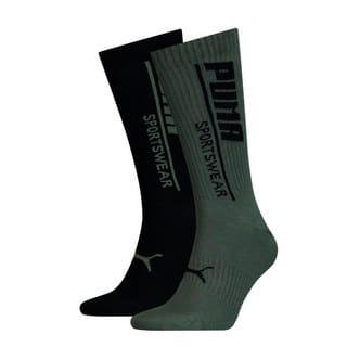 Изображение Puma Носки Seasonal Sportswear Men's Socks 2 Pack
