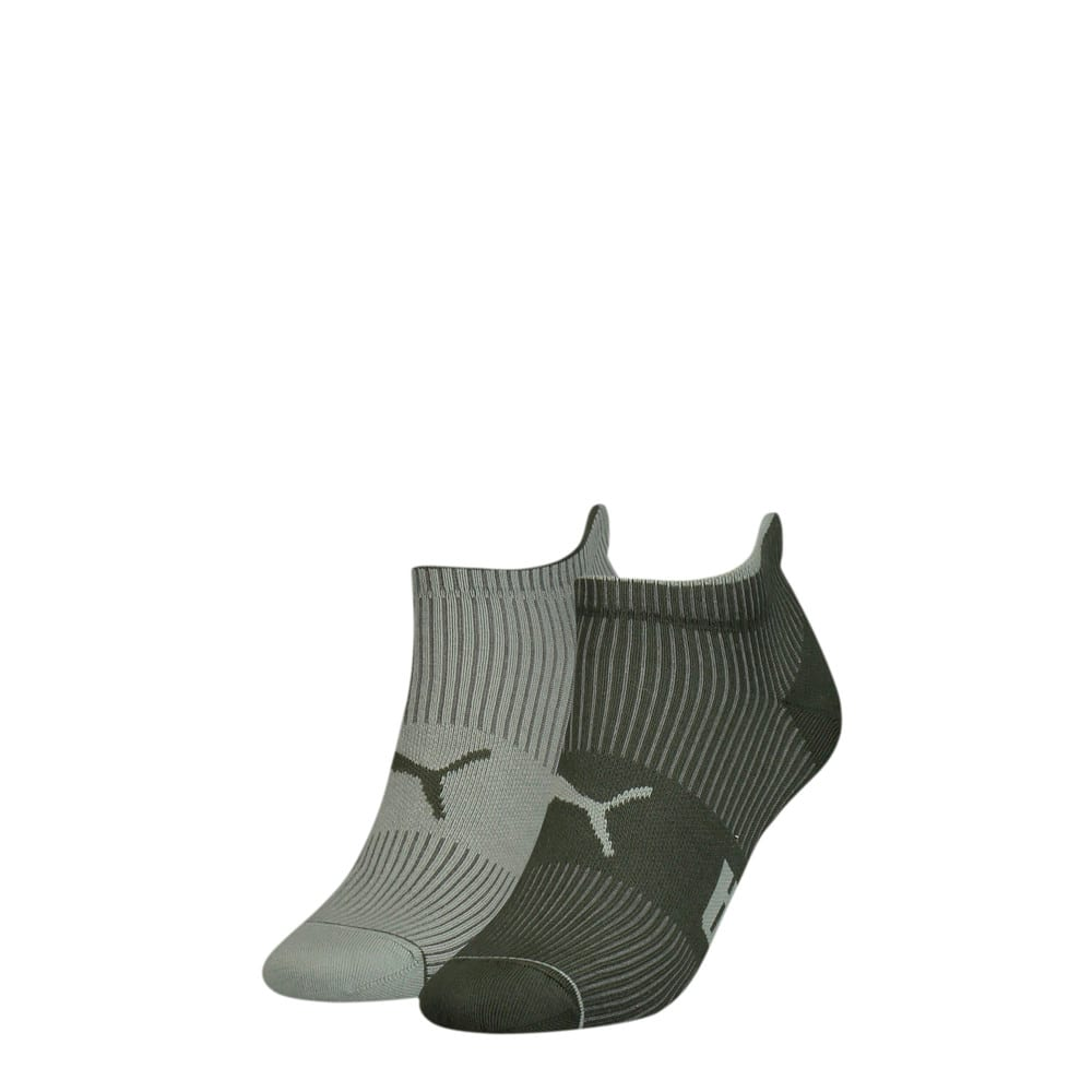 Изображение Puma Носки Ribbed Women's Trainer Socks 2 Pack #1