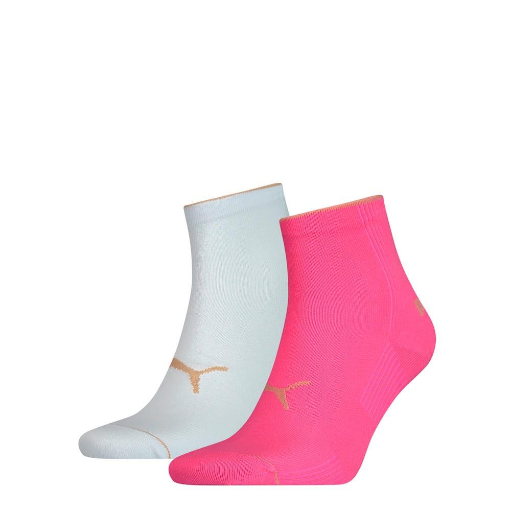 Зображення Puma Шкарпетки PUMA WOMEN RIB SHORT SOCK 2P #1: pink