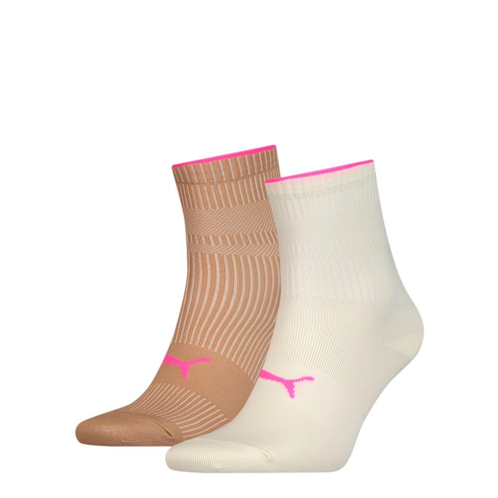 Изображение Puma Носки Ribbed Women's Socks 2 Pack #1: nomad