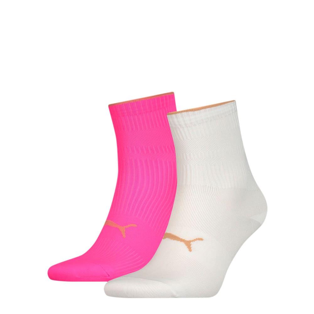 Görüntü Puma RIBBED Kadın Çorap (2'li Paket) #1