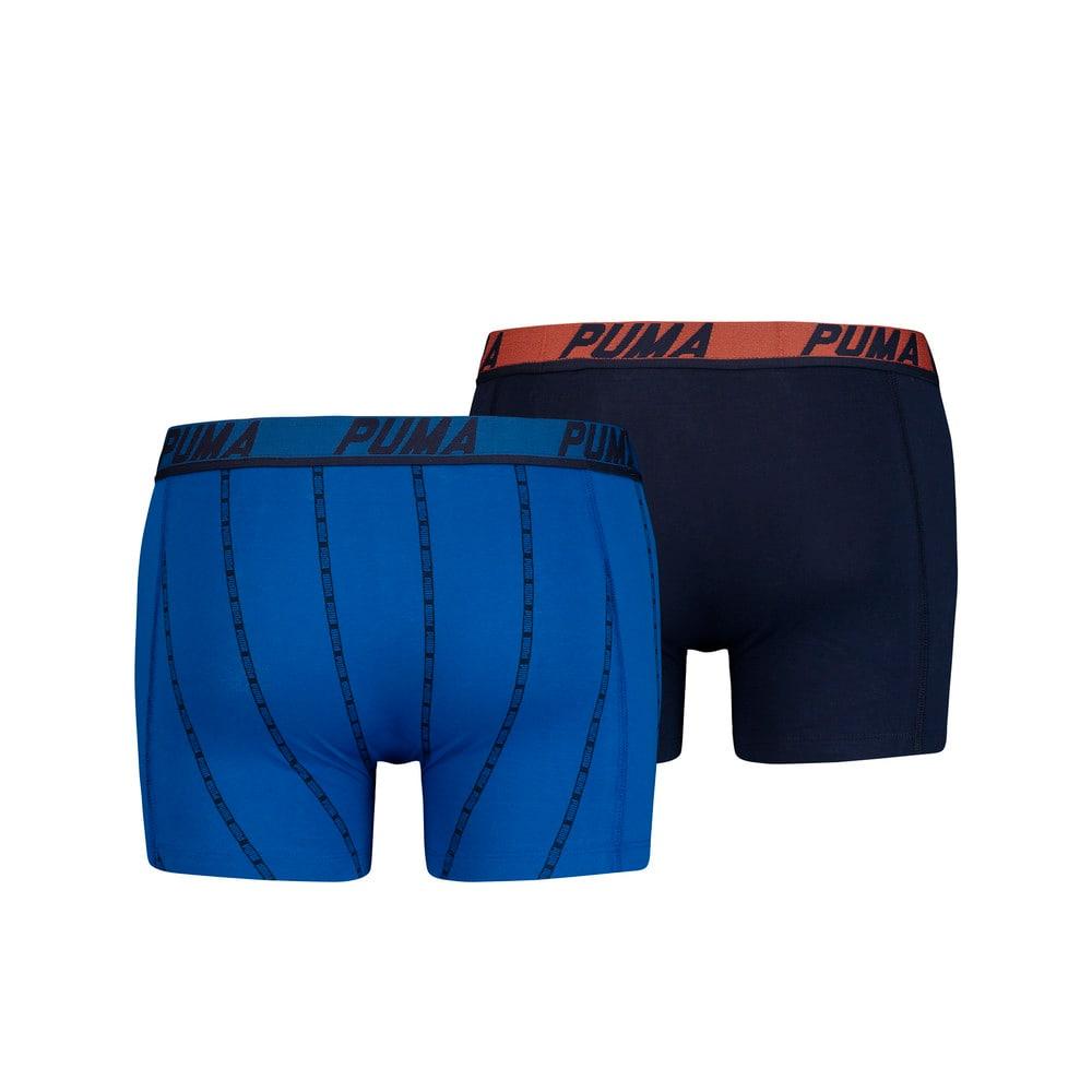 Image Puma Stripe Men's Boxers 2 pack #2