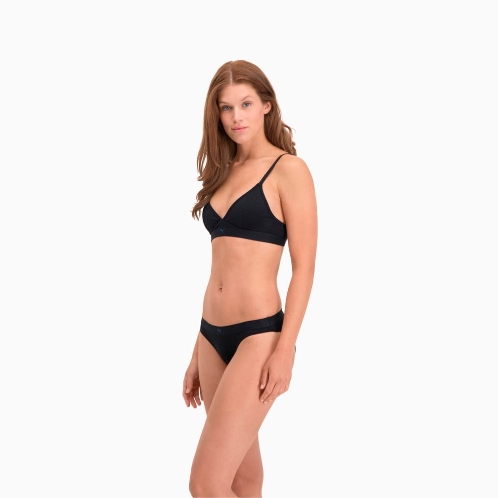 Image Puma Sparkling Women's Bikini Briefs 2 Pack #2