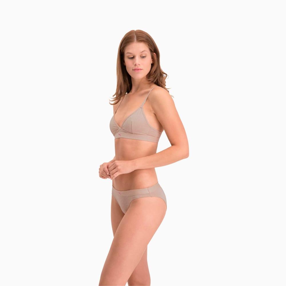 Зображення Puma Комплект Sparkling Women's Bikini Briefs 2 Pack #2: Champagne