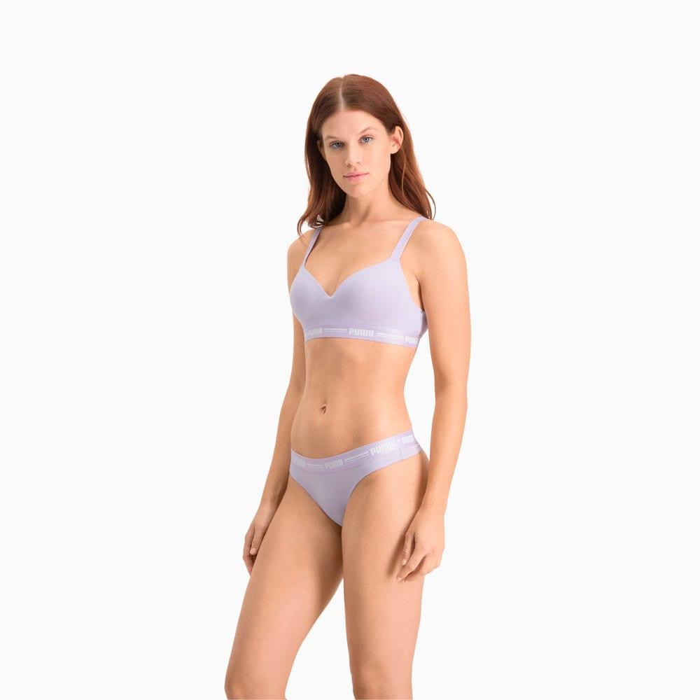 Зображення Puma Жіноча спідня білизна Women's Thong 2 Pack #2: Purple