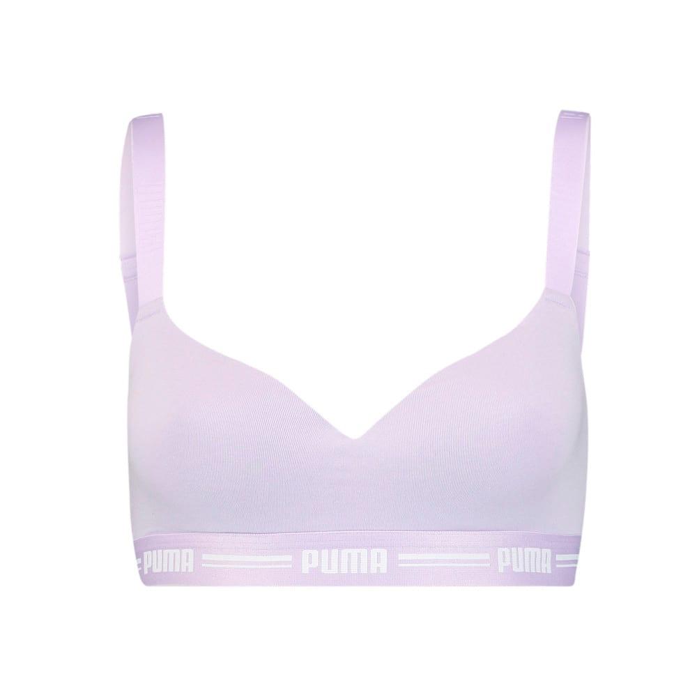Изображение Puma Бра Women's Padded Bra 1 Pack #1