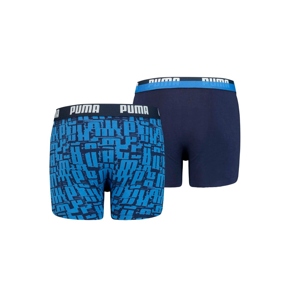 Image Puma Basic Kid's Boxers 2 pack #2