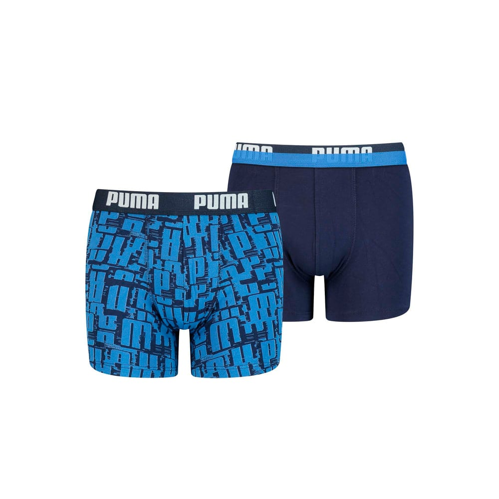 Image Puma Basic Kid's Boxers 2 pack #1