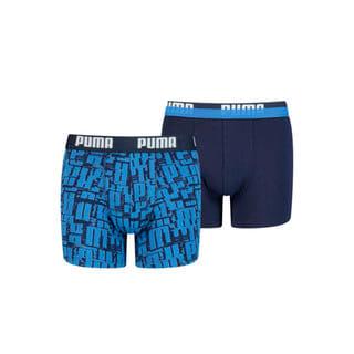 Image Puma Basic Kid's Boxers 2 pack