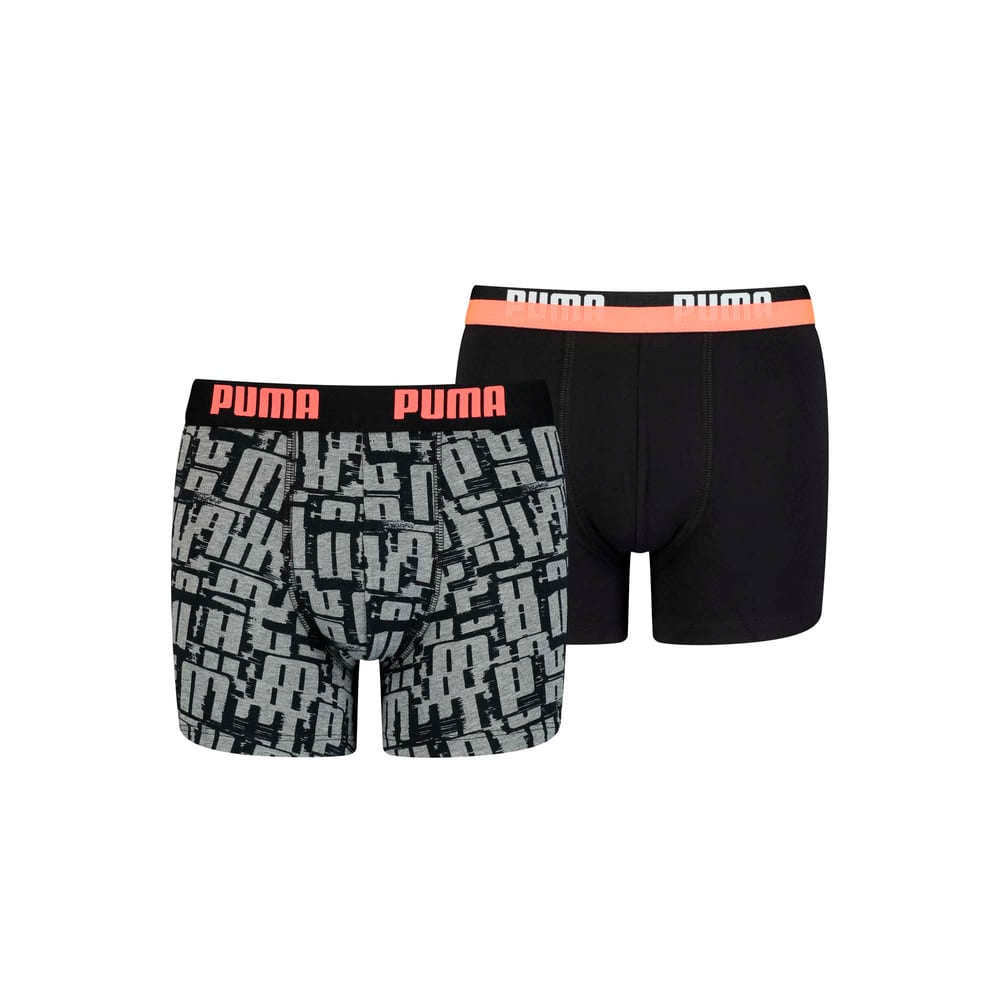 Image Puma Basic Kid's Boxers 2 pack #1