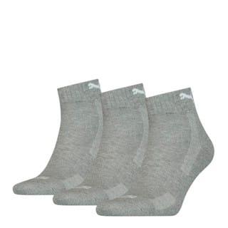 Зображення Puma Шкарпетки Unisex Cushioned Quarter Socks 3 pack