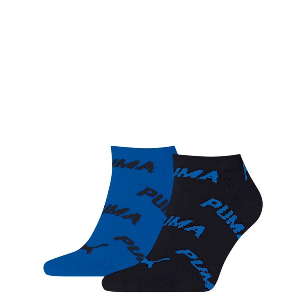 Зображення Puma Шкарпетки PUMA Unisex BWT; набір з 2 пар #1: navy / grey / strong blue