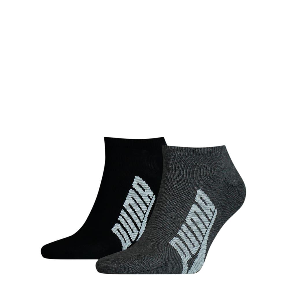 Зображення Puma Шкарпетки Unisex BWT Lifestyle Sneaker Socks 2pack #1: black / white