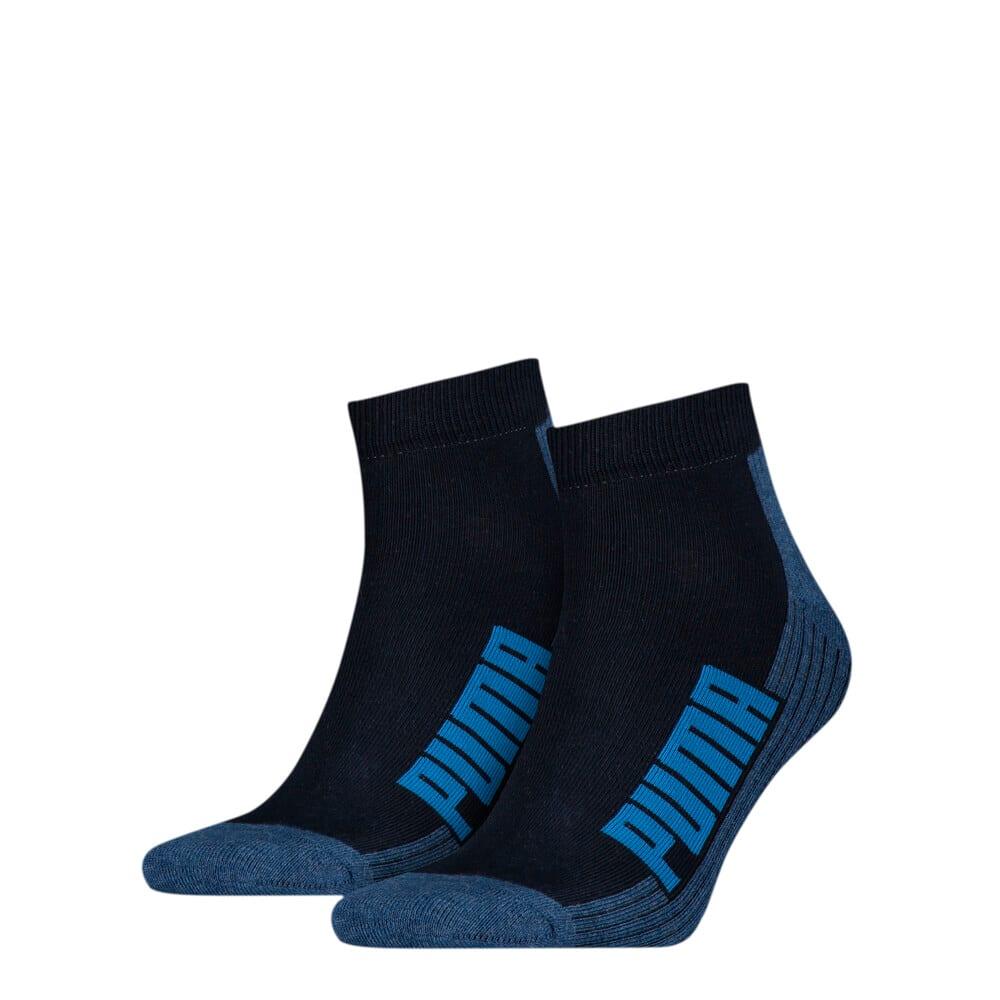 Зображення Puma Шкарпетки BWT PUMA Unisex; набір з 2 пар #1: navy / grey / strong blue