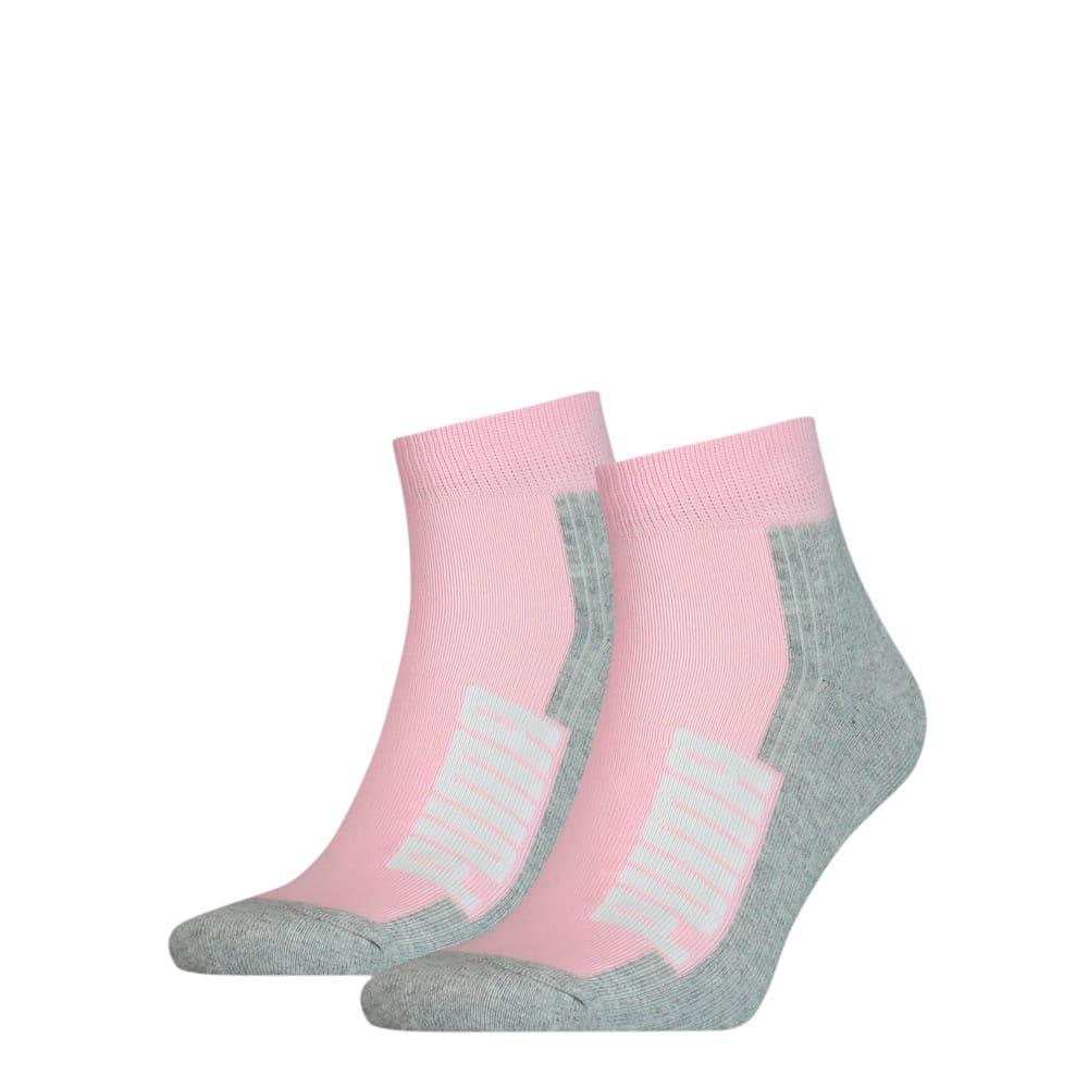 Изображение Puma Носки BWT PUMA Unisex; набор из 2 пар #1: basic pink