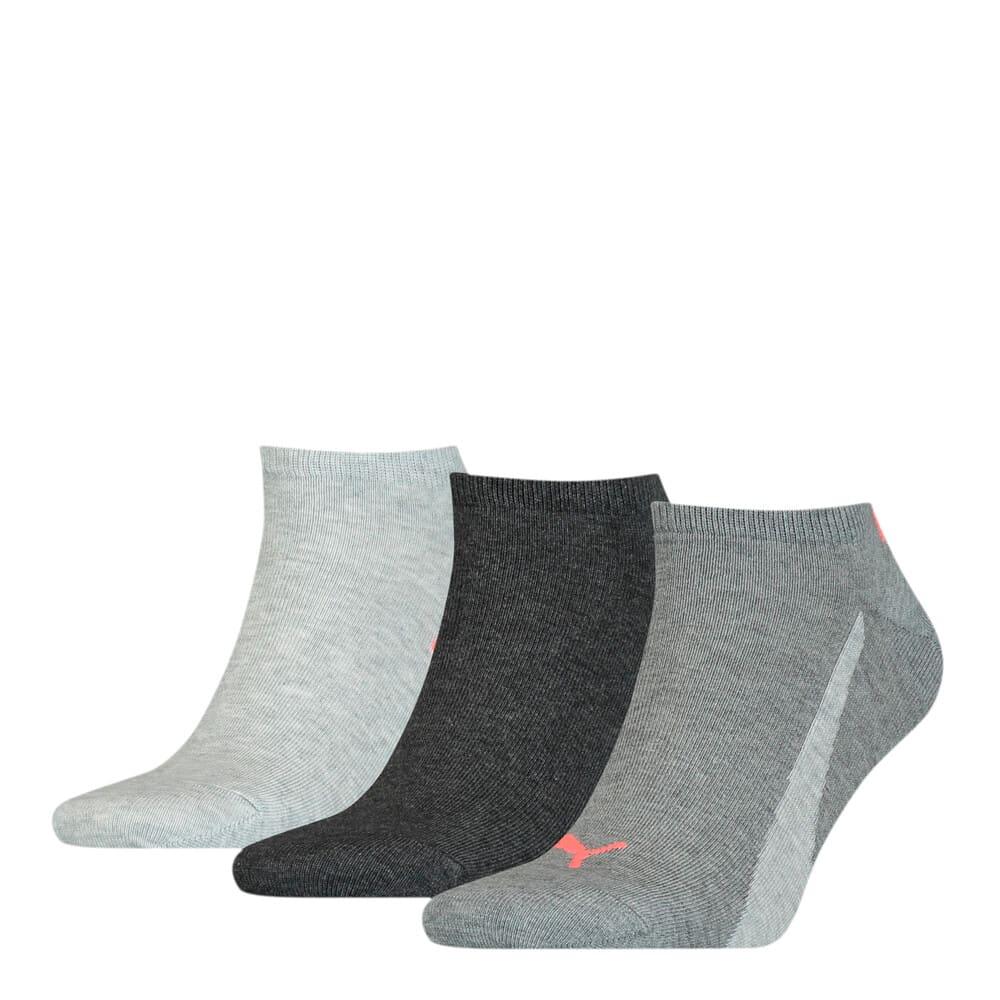 Зображення Puma Шкарпетки Unisex Lifestyle Sneaker Socks 3pack #1: neon pink