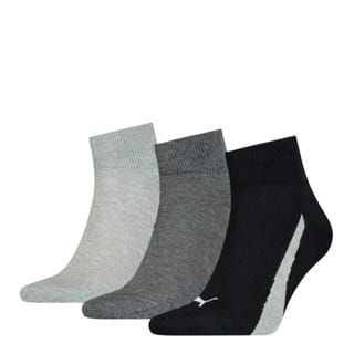 Зображення Puma Шкарпетки Unisex Lifestyle Quarter Socks 3 pack