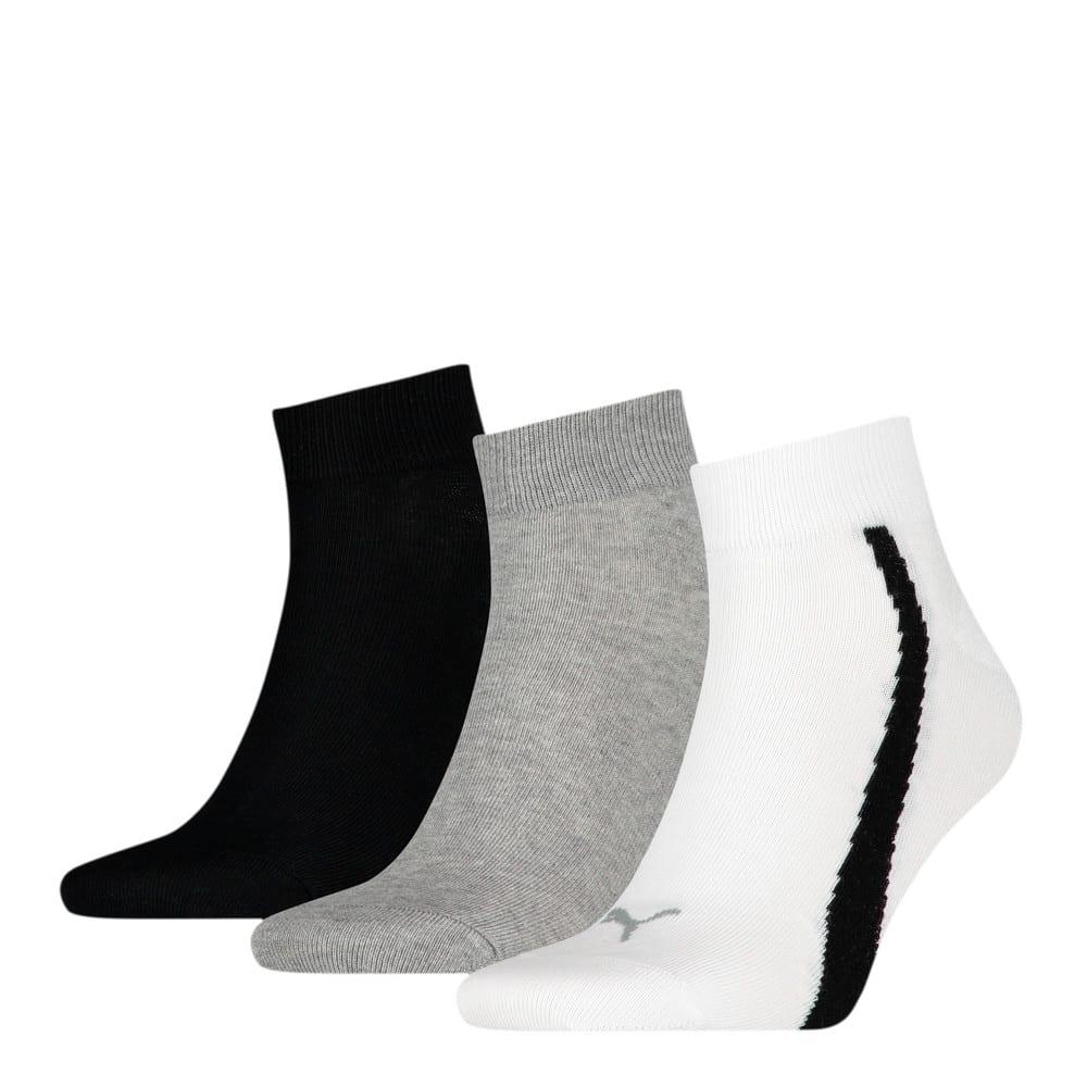 Изображение Puma Носки Unisex Lifestyle Quarter Socks 3 pack #1
