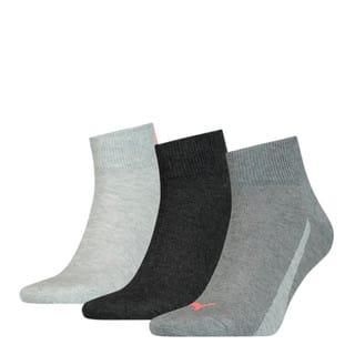Изображение Puma Носки Unisex Lifestyle Quarter Socks 3 pack