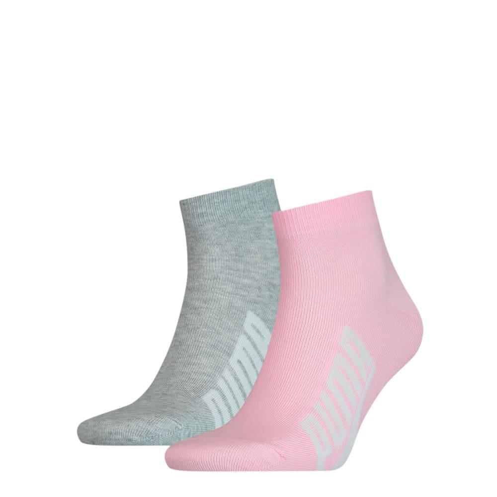 Изображение Puma Носки Unisex BWT Lifestyle Quarter Socks 2pack #1