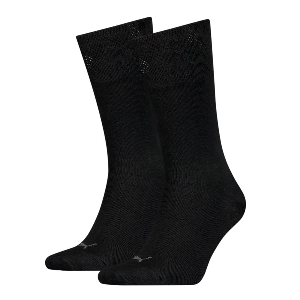 Изображение Puma Носки Men's Classic Piquee Socks 2 pack #1: black