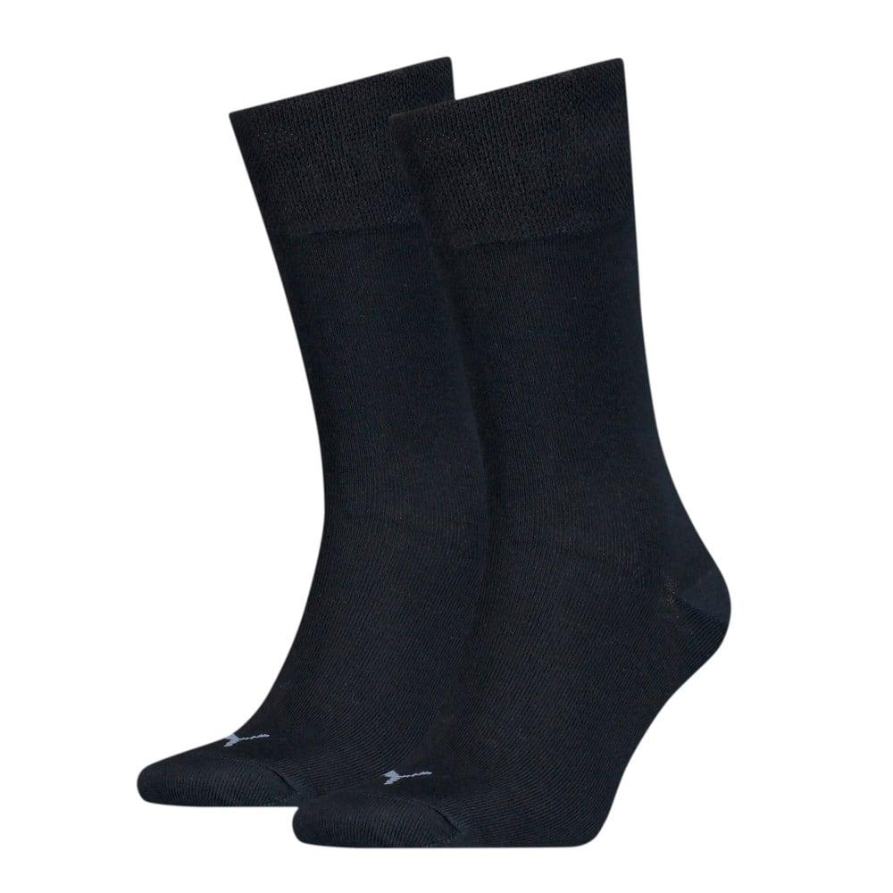 Зображення Puma Шкарпетки Men's Classic Piquee Socks 2 pack #1: navy