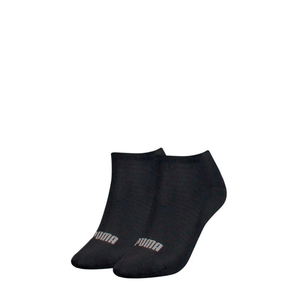 Зображення Puma Шкарпетки Women's Sneaker Socks 2 pack #1: black
