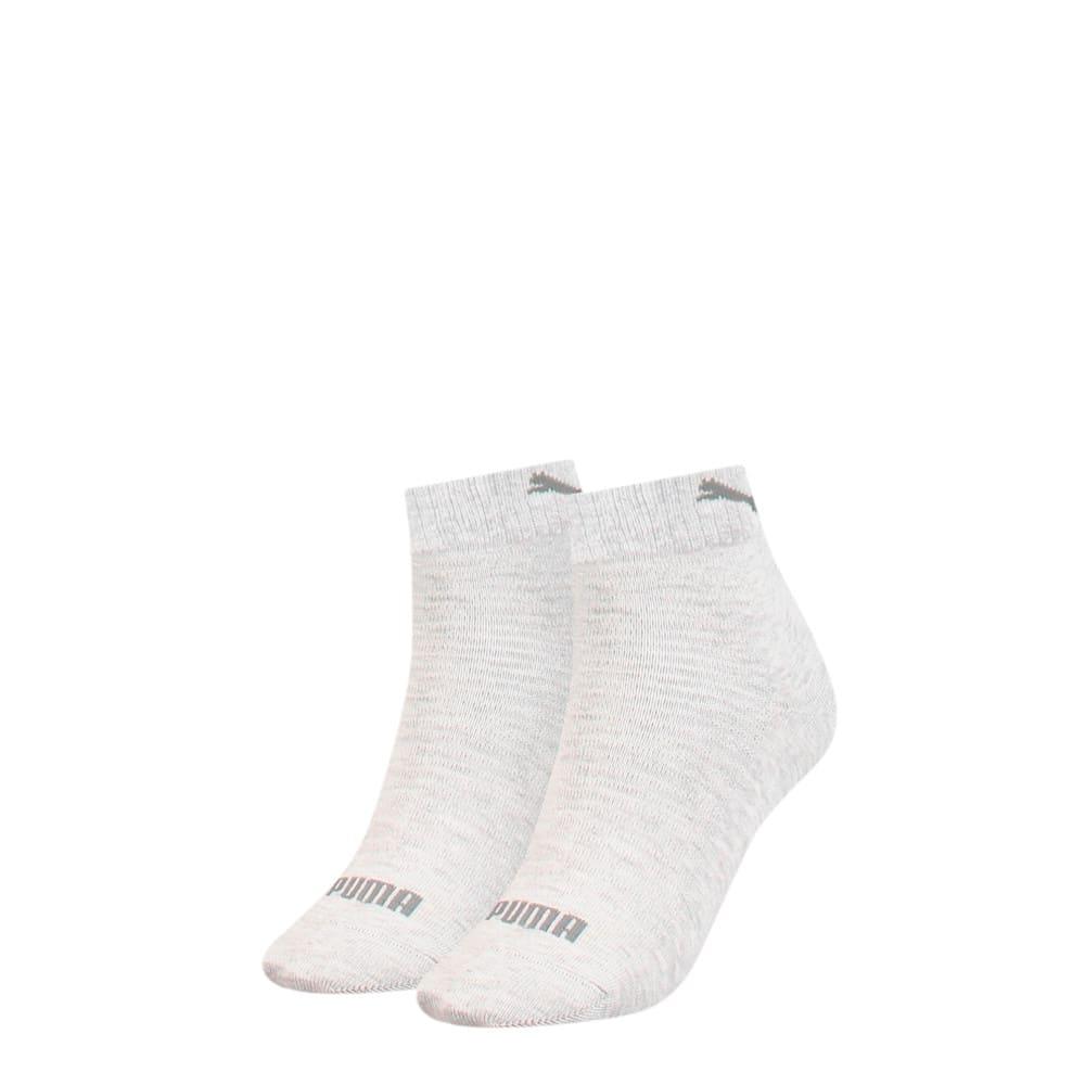 Изображение Puma Носки Women's Quarter Socks 2 pack #1: White