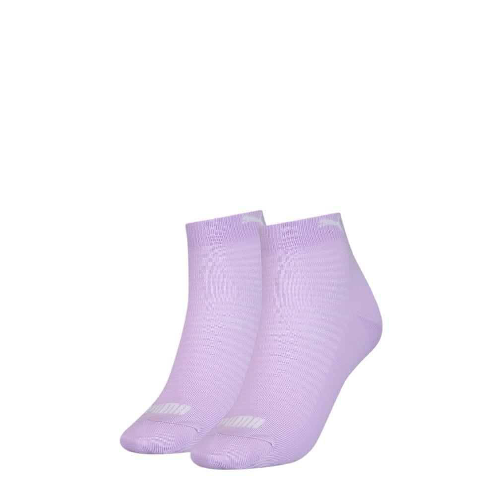 Изображение Puma Носки Women's Quarter Socks 2 pack #1